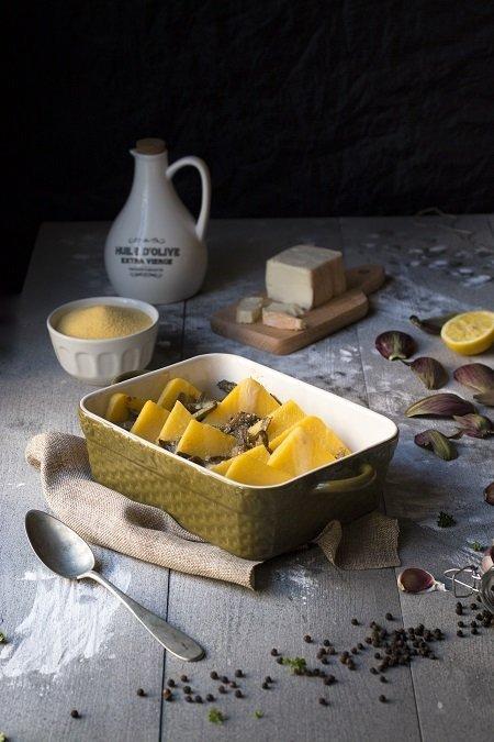 polenta pasticciata