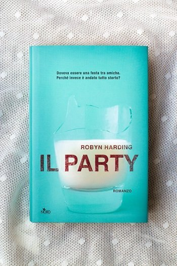 il party libro di robyn harding