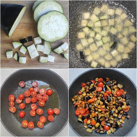 come fare le melanzane a funghetto