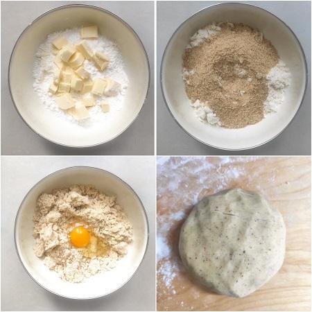 come fare i biscotti alle nocciole