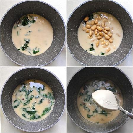come si fa la zuppa di fagioli cannellini