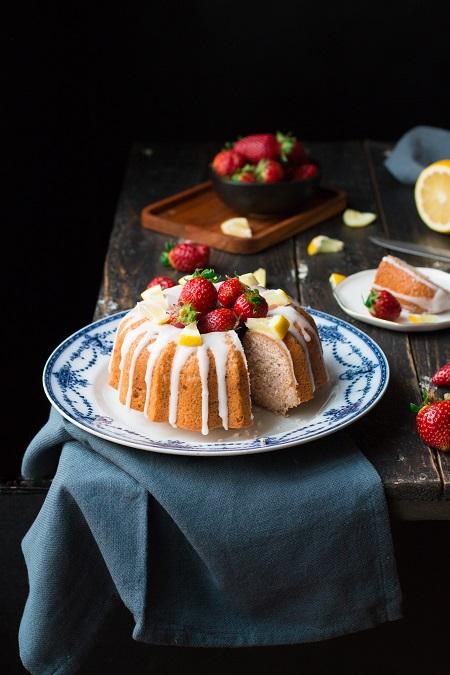torta di fragole ricetta
