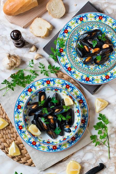 impepata di cozze alla napoletana