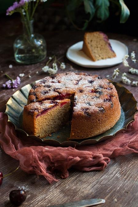 torta di ciliegie ricetta