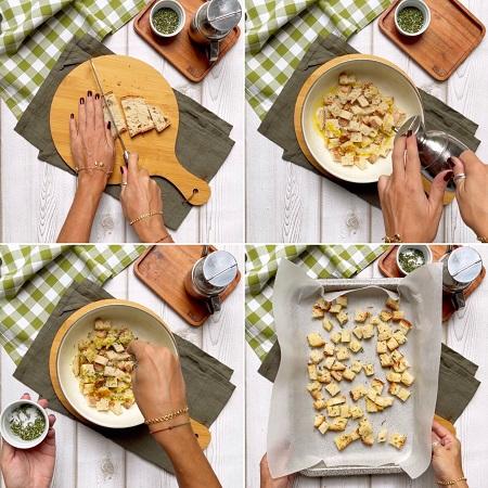 come fare la crema di porri e patate
