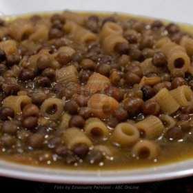 gustosa zuppa di roveja