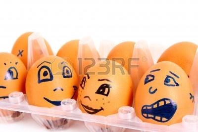 Uova qualsiasi sulle nostre tavole per questa Pasqua? Non sia mai!
