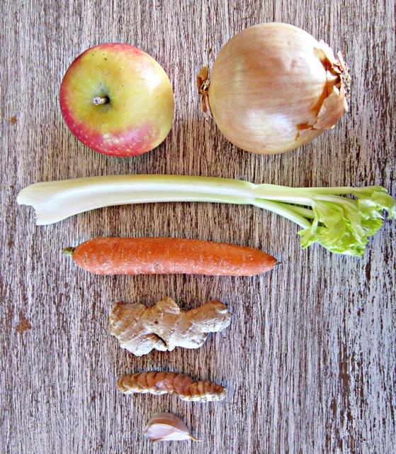 Brodo vegetale speciale, squisito, stimolante e riparatore