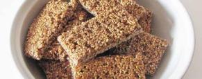 Croccante ai semi di sesamo