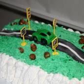 ecco la torta per Federico