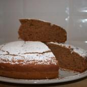 La torta di Cat: farina di castagne e caffè (foto)