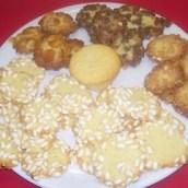 Biscotti riso soffiato