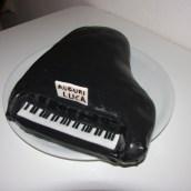 Torta pianoforte [foto]