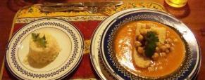 la mia vellutata di zucca, con zattera di pane al miele FOTO