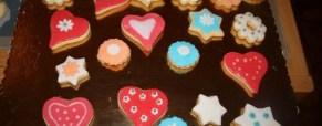 Biscottini decorati