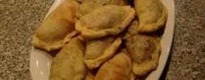 Empanadas colombiane passo passo