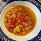 Zuppa di fagioli (FOTO)