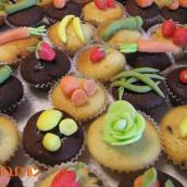 Mini-muffin dell'orto (foto)
