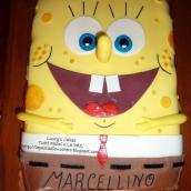 Torta Spongebob – Foto – VINTO 1° Premio