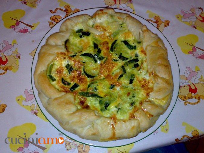 Torta Salata Zucchine E Certosa Cuciniamo