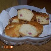 Muffin di patate e salame
