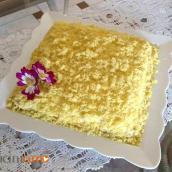 Una Torta Mimosa per Pasqua…