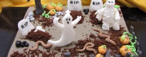 Torte ottobre, con torte Halloween