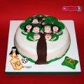 torta albero genealogico