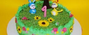 Aprile: tante torte per tanti compleanni