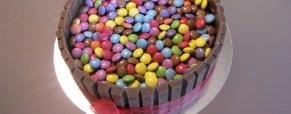 Torte giugno e tutorial decalcomania al cioccolato