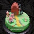 Torta I 3 porcellini