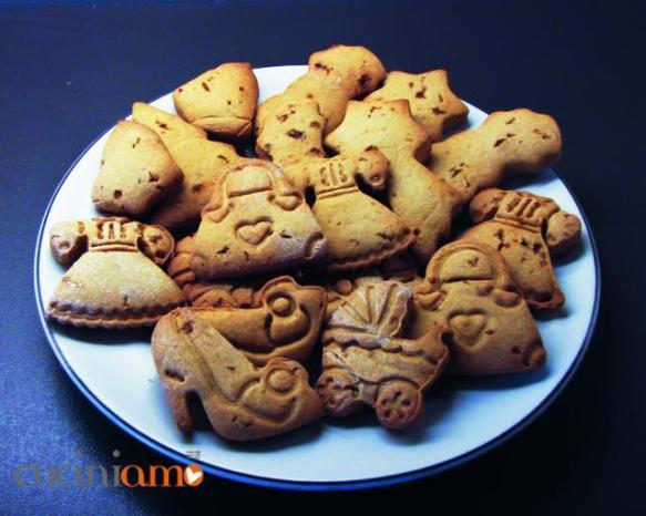 Biscotti di S. Lucia alla cannella