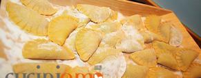 Tortelli di cavolo siciliano