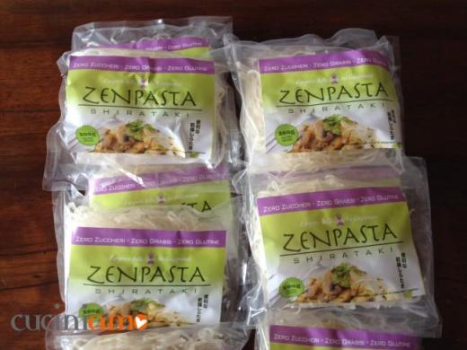 Zen Pasta spaghetti Shirataki