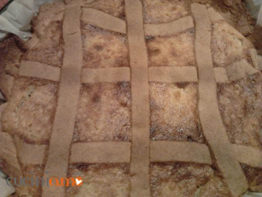Pastiera di riso senza glutine