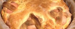Pizza chiena, ricetta pasquale campana