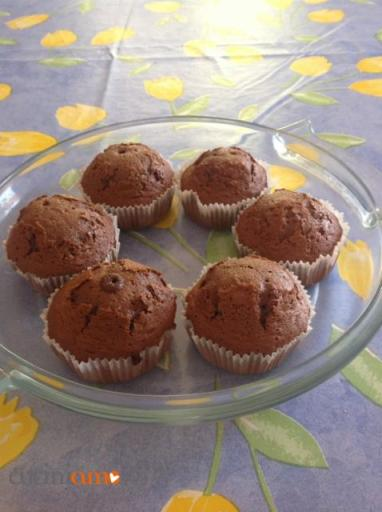 Cupcake alla nutella