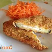 Cordon bleu vegetariano
