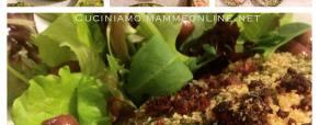 Hambuger di patate, lenticchie e cavolo nero