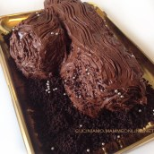Tronchetto di Natale – Sheet cake