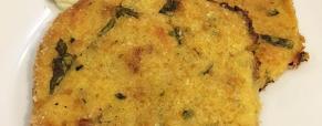Hambuger di patate e zucchine
