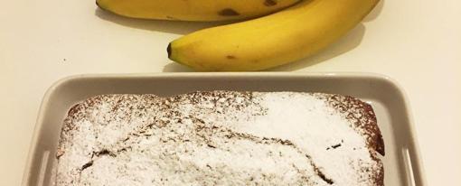 Plumcake di banane