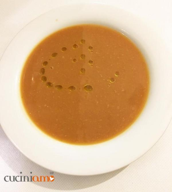 Crema divina carote e fagioli