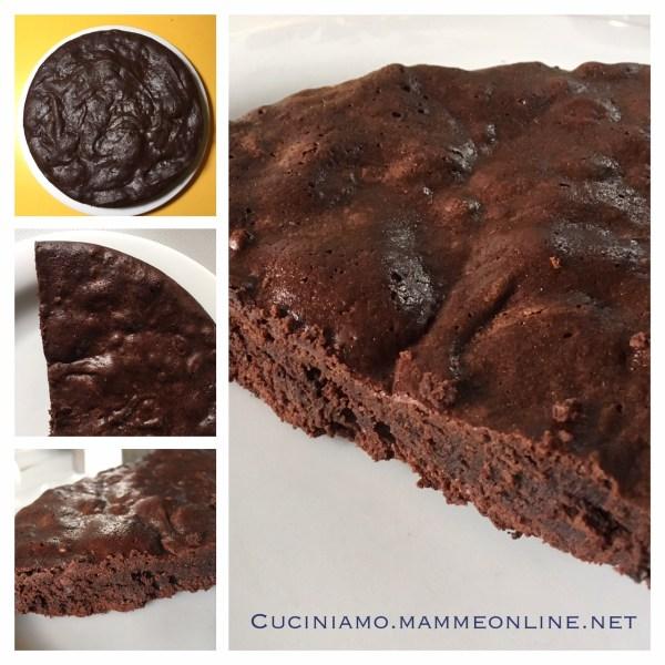 Torta super cioccolatosa antistress