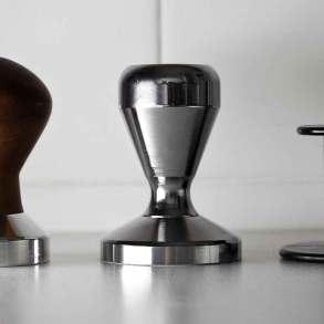 Tipos de tamper de café