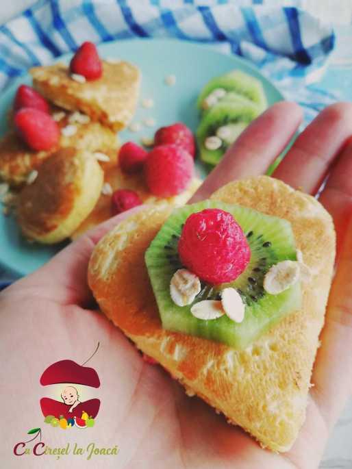 pancakes pufoase-d