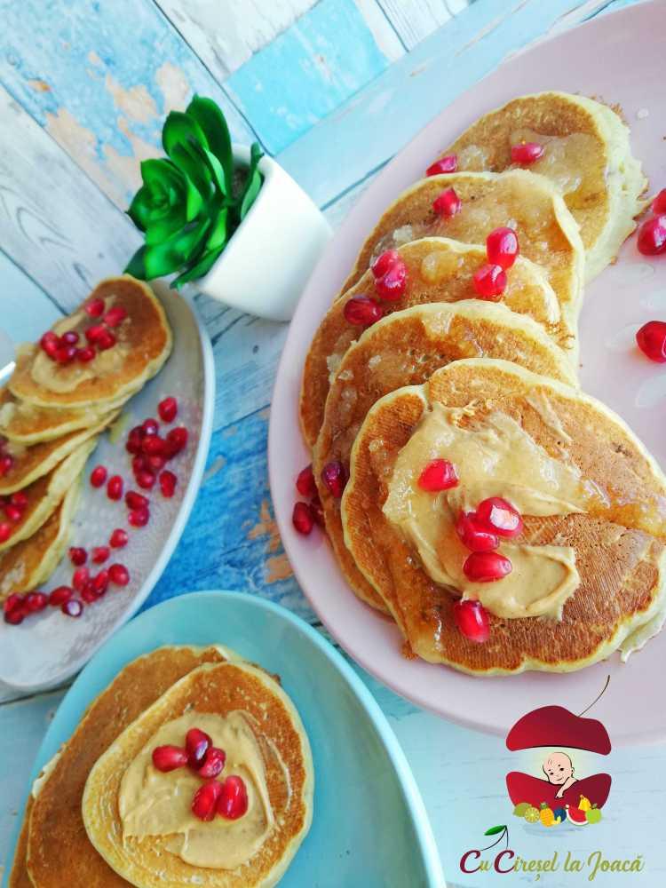 pancakes prezentare