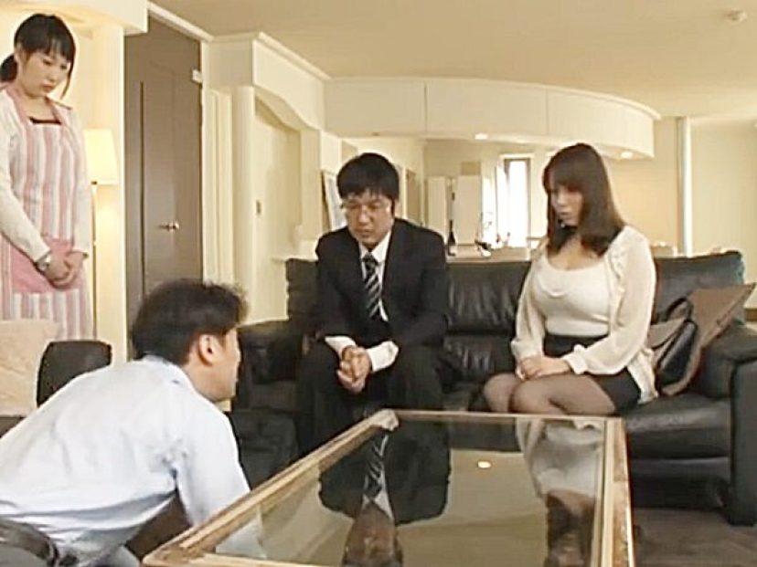 ◆人妻NTR 三島奈津子◆『すべて奥さんのおかげです!』担当する作家に嫁を犯られちゃった編集者の男!?すべては原稿のため