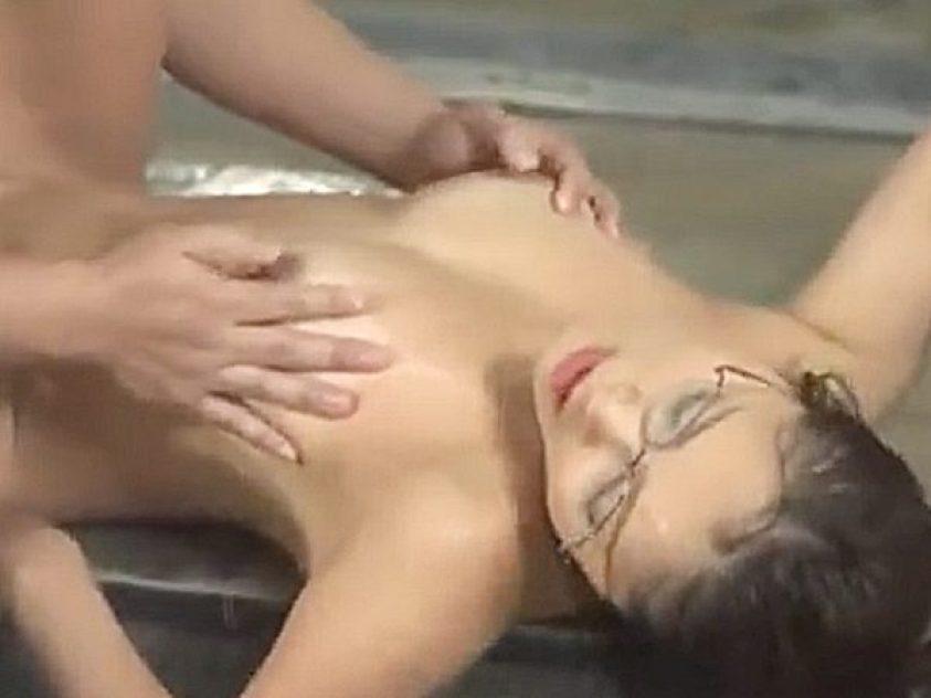 ★人妻NTR|混浴温泉・ラッキースケベ★『あんッ!あッアァァ~♡』大人の男女が2人きりになる空間!?間違いは起こりますョ
