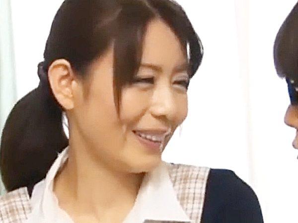 ★エロドラマ・性教育|近親相姦・三浦恵理子★『お母さんが教えてあげるから..♡』美熟女ママが息子チンポをオナサポしますョ